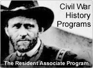Civil War History Programs with the Resident Associates Program